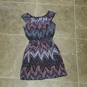 City triangles size small juniors dress